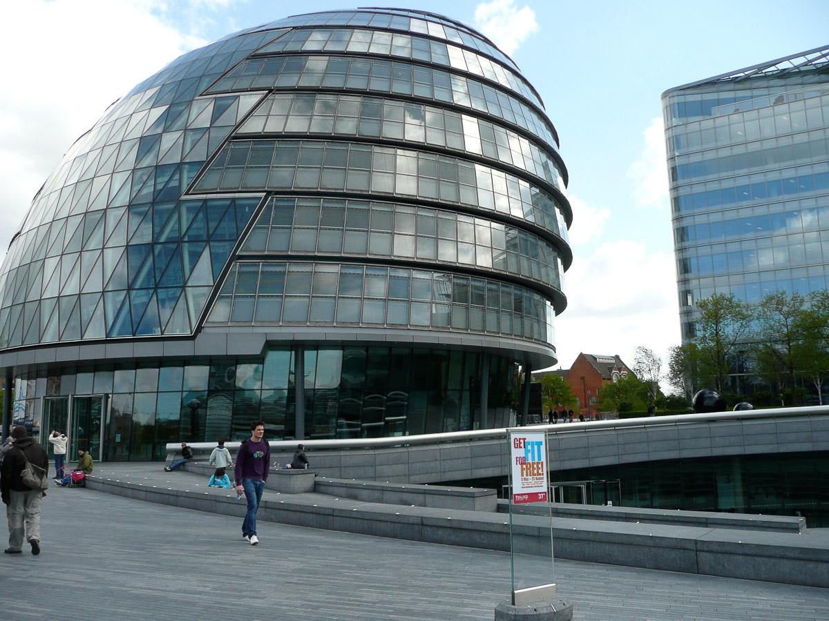 London - Moderne architektur ...