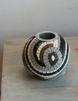 Kugelobjekt – Teelicht