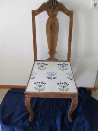 Stuhl Korbblütler