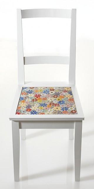 Stuhl Blütenmeer