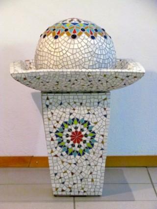 """Zimmerbrunnen – """"Marokko"""" 3-teilig"""