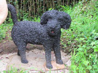 """Figur """"Hund Nero"""""""